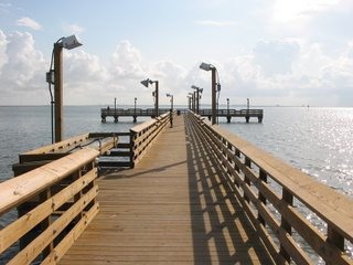 Highway 87 Fishing Pier