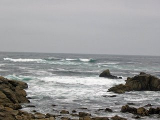 Surf at Spanish Bay