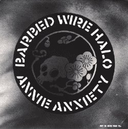 Annie Anxiety - barbed wire halo