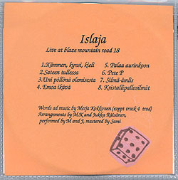 Islaja - Live from Fire Mountian