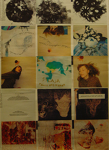 Fonal Records Poster