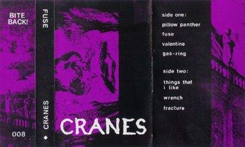Cranes - Fuse