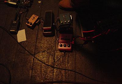 Matt's pedals