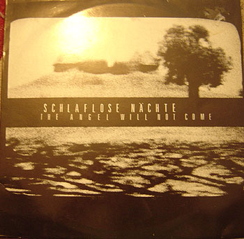 Schlaflose Nächte - The Angel Will Not Come - LP