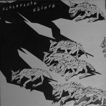 Schlaflose Nächte - Drum Dance and Song / Mental - 12 inch