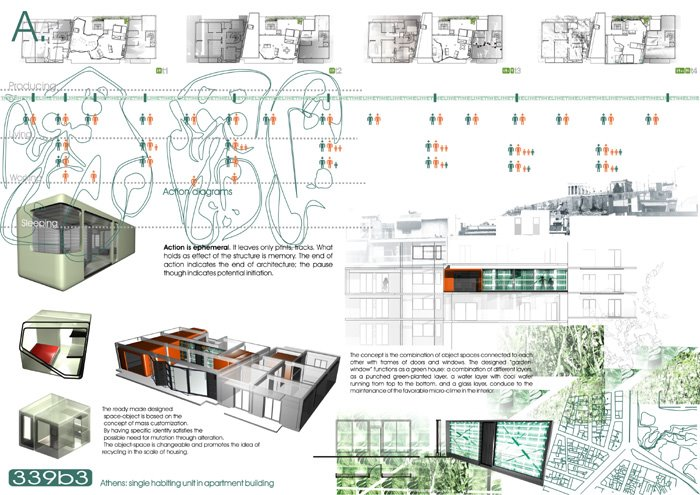 Ezio gsapp 1st advanced architecture contest for Advanced landscape design