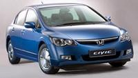 Civic IMA hybrid