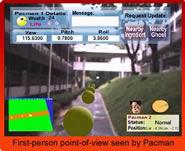 Human PacMan