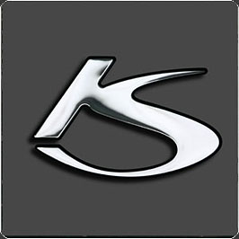 K S Logo ... logo and Justin mentioned that he wanted to swap out the Netz logo he