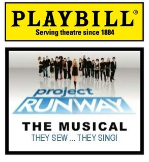 Not a real Playbill ... yet.