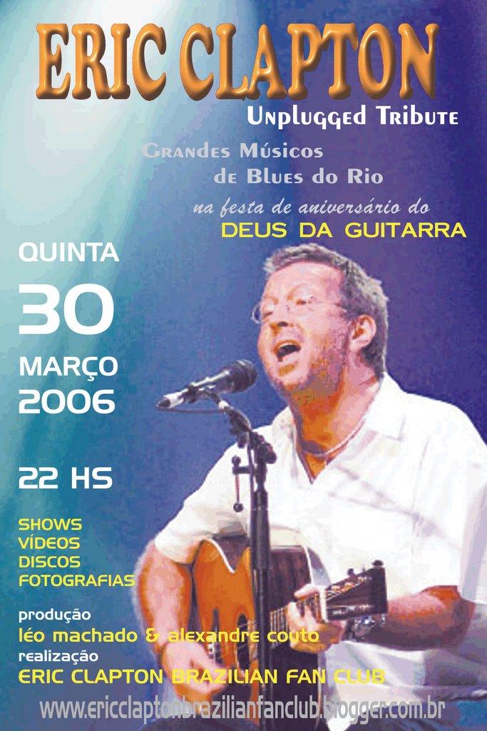 Eric Clapton Brazilian Fan Club