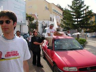 Fecho da Campanha em Santiago do Cacém