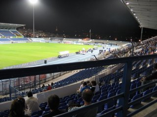 Estádio do Restelo e sua fantástica vista