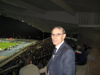 Jacinto Maria do Ó nos 50 anos do Estádio do Restelo