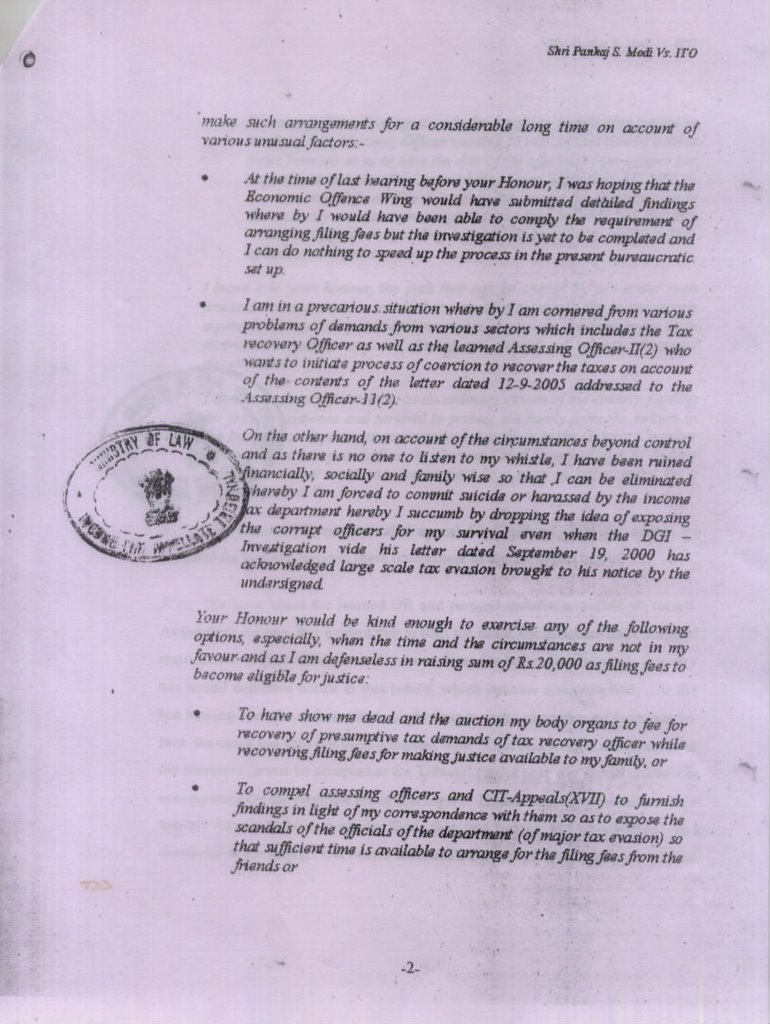 Correspondence with income tax department posted by mody at 137 pm spiritdancerdesigns Images