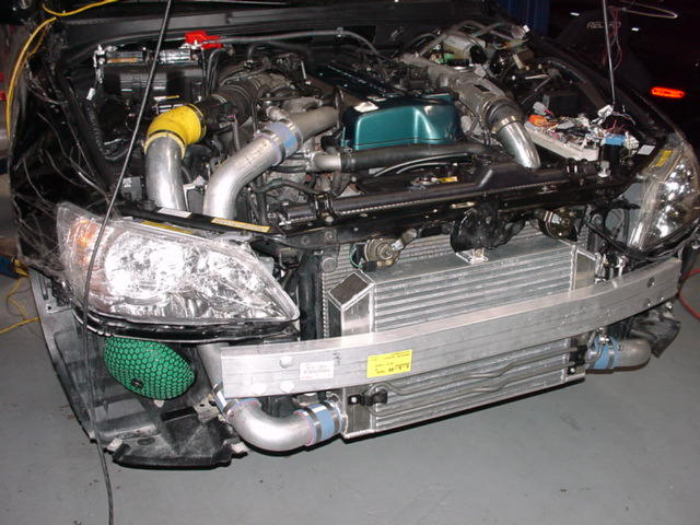 This Is 3500 cc engine in LEXUS LX200