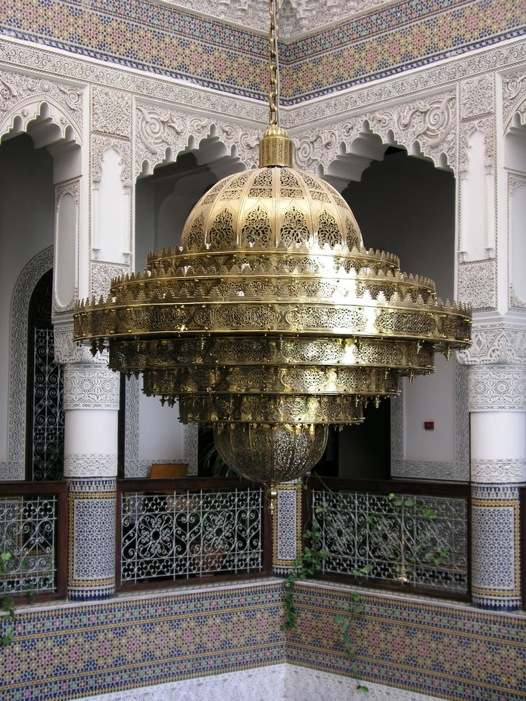 la vita grassa moroccan architecture