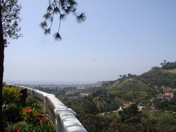 Serra Retreat House - Malibu