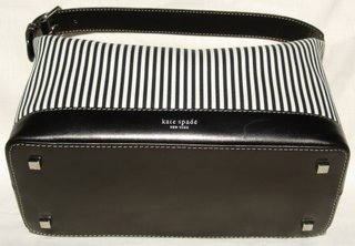 Kate spade jubalee striped purse
