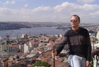Galata Tower; photo courtesy of Norm