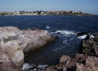 Sozopol from across bay