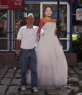 Joel's Bulgarian Bride