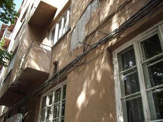 typical Sofia facade
