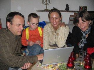 Denise, Jonas, & Werner