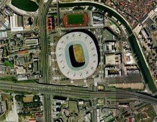 Estadio de Francia, París