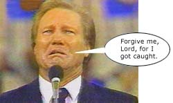 RC Sproul Jr pulls a Jimmy Swaggart