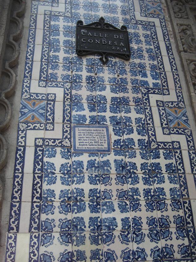 Ramblings from a gypsy soul mexico casa de los azulejos for Sanborns azulejos mexico city