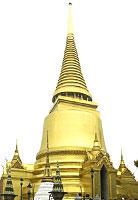 Phrasrirattana pagoda
