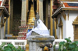 The Hermit, Wat Phra Kaew