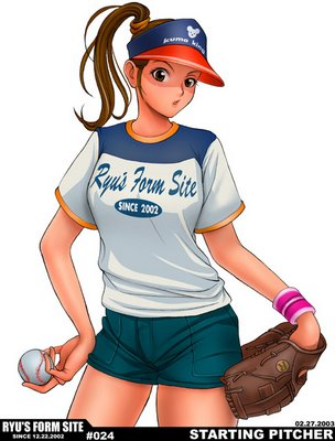 Baseball girls Baseball wallpapers