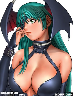 morrigan ryus forum site