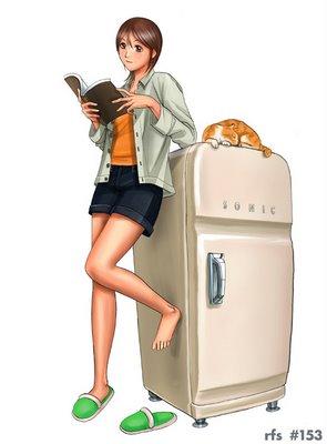 refrigerator - nevera