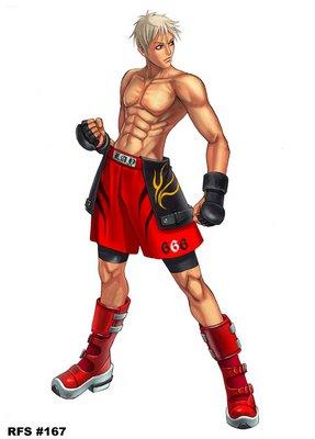 boxing - boxeador