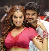 Sachen with Vijay