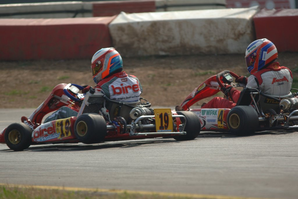 Mad Karting: junio 2006