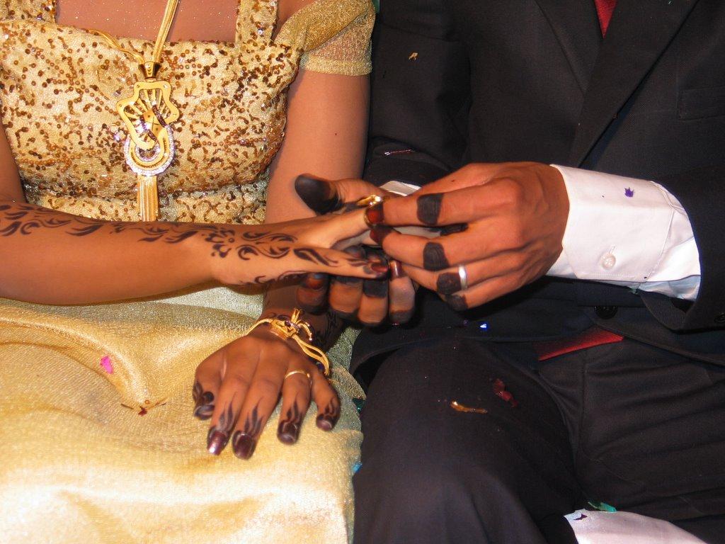 Maka Terimalaaaaaahhhhhh Majlis Perkhawinan Orang Sudan