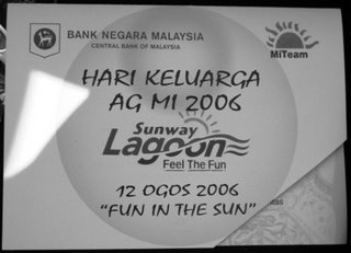 Family Day 2006 - Sunway Lagoon, Its AWESOME