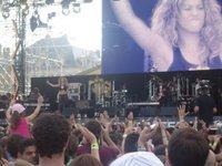 Shakira Live 8