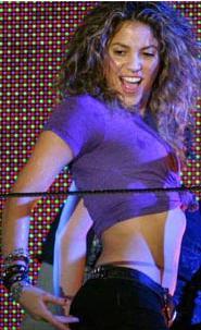Shakira concierto sorpresa
