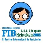 XI Festival Internacional de Benicàssim
