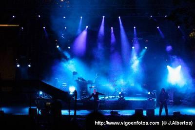 The Prodigy en el Auditorio de Castrelos, Vigo