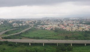 Bird's Eye View of Abuja