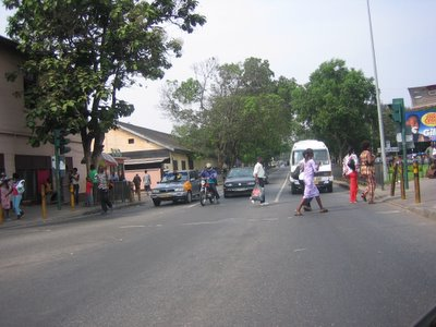 Accra Street