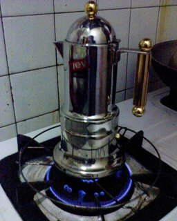 我的咖啡壺