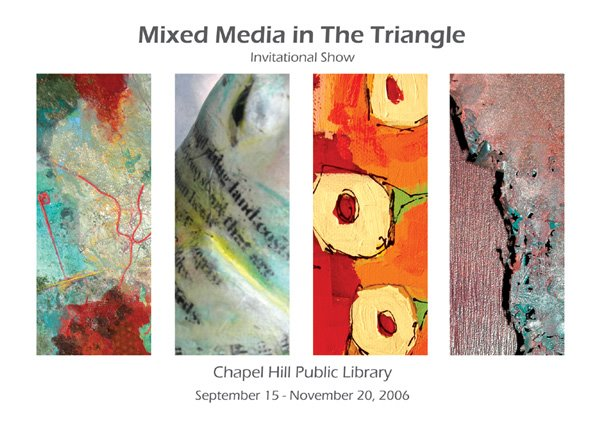 Mixed Media in the Triangle