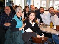 The Family at Artie's Deli